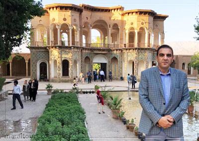 اطلاعات توریستی و گردشگری استان کرمان - حمید همتی - maraltoursagency