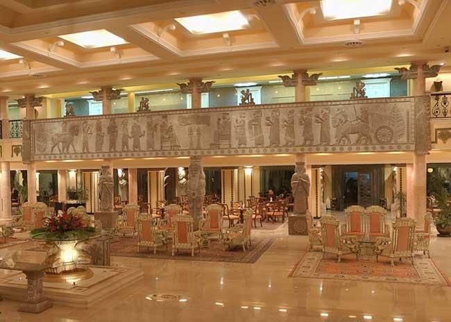 قیمت هتل چهار ستاره مشهد