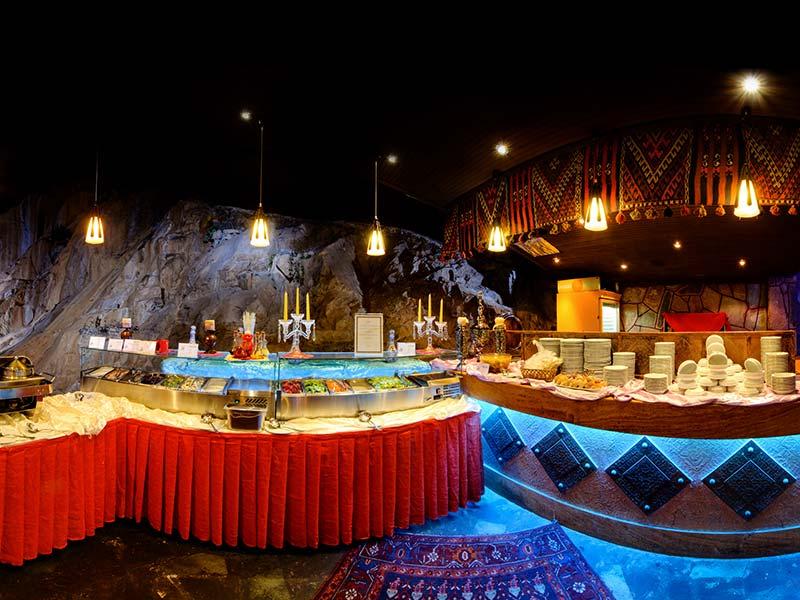 نمایی از هتل امیرکبیر