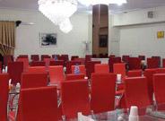نمایی از هتل معلم اراک
