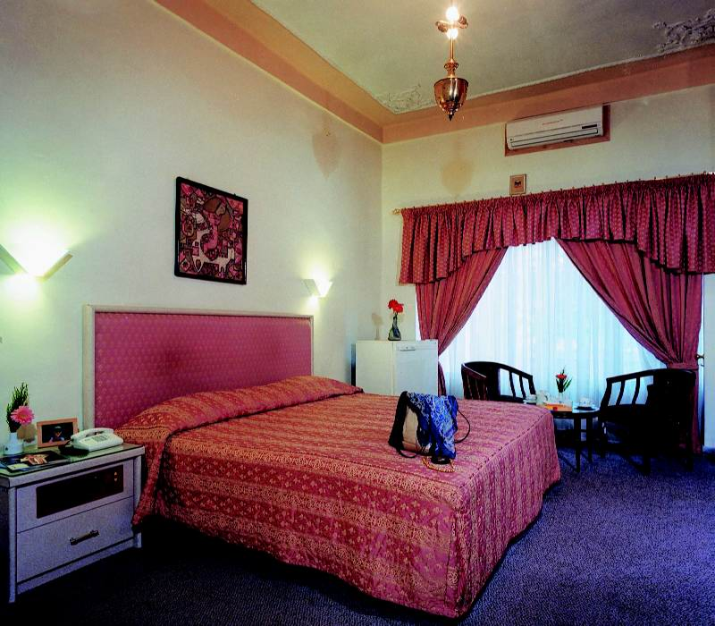 نمایی از هتل