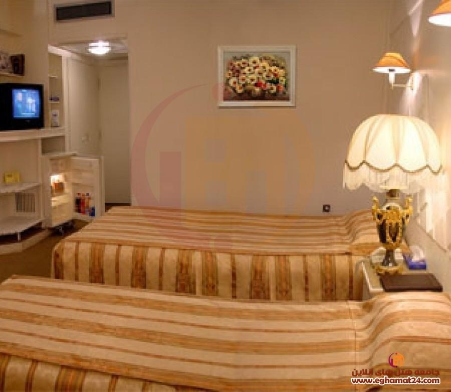 نمایی از هتل زاگرس