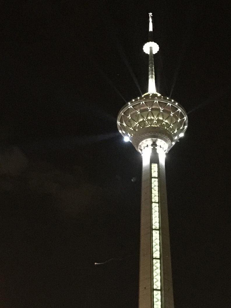 Milad Tower , also known as the Tehran Tower, is a multi-purpose tower in Tehran, Iran. It is the sixth tallest tower and the 17th tallest freestanding structure in the world.