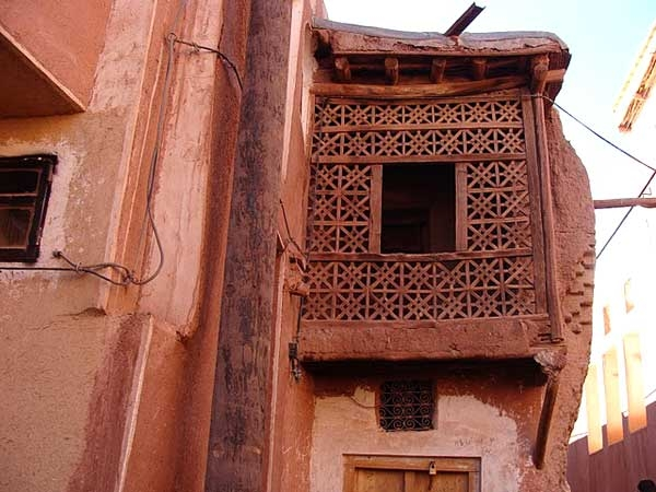 Abyaneh is a village in Barzrud Rural District, in the Central District of Natanz County, Isfahan Province, Iran. At the 2006 census, its population was 305, in 160 families.
