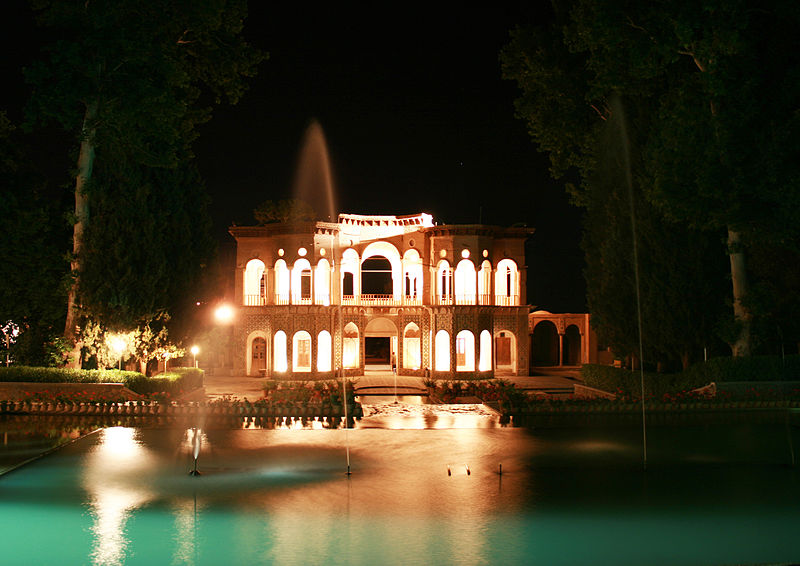 Mahan  is a city in and capital of Mahan District, in Kerman County, Kerman Province, Iran. At the 2006 census, its population was 16,787, in 4,138 families. 