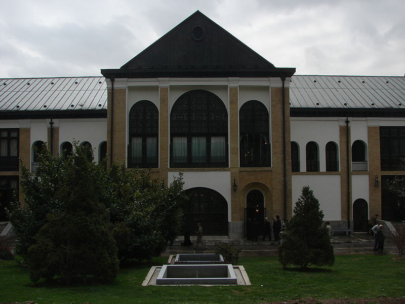 House Location Naser al-Din Shah Qajar palace for the Shah's office