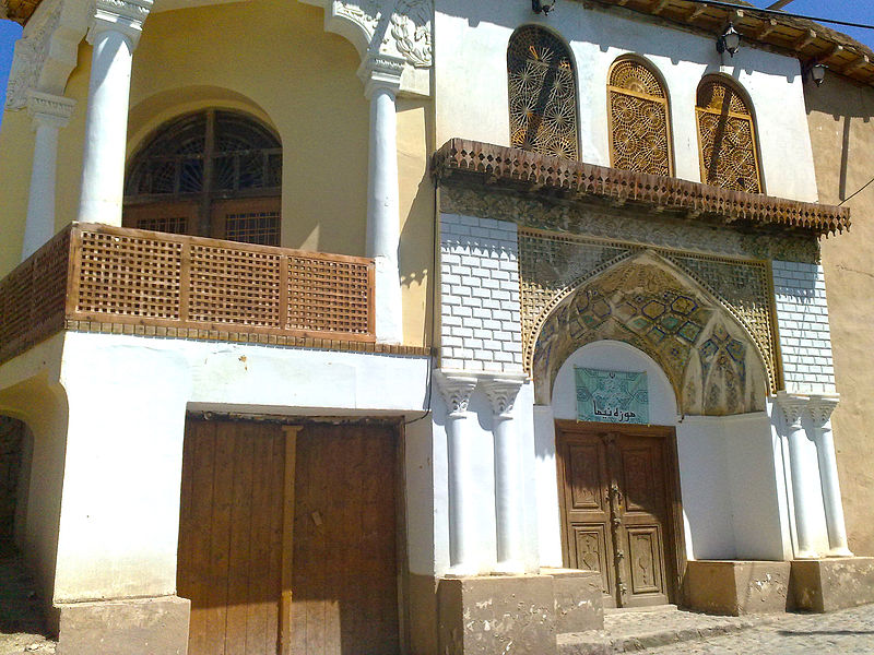 Nima Youshij house located in Yoush, is a building dating back to the Qajar period. This is according to a 1802 issue of the organization has been registered as a national cultural heritage and protected. Visit Home Nima open to the public