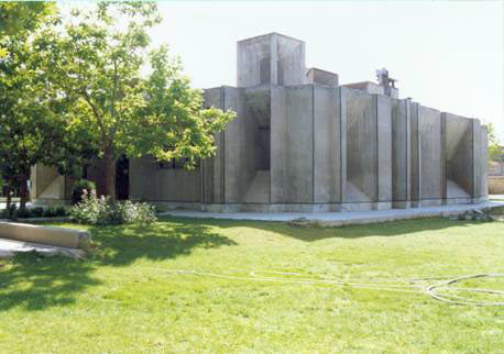 The Tous Museum is located 29 kilometers northwest of the City of Mashhad on Mashhad-Ghochan Road. It features the historic mausoleum of Ferdowsi. The museum was built in building is about 1969.