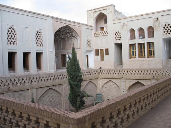 Home nia (Museum of Anthropology Desert) related to the Safavid period in Isfahan, Nain Street Mosque is located 25 September Will this work on 29 Persian date Shahrivar 1356 with registration number 995 has been registered as a national monument Iran