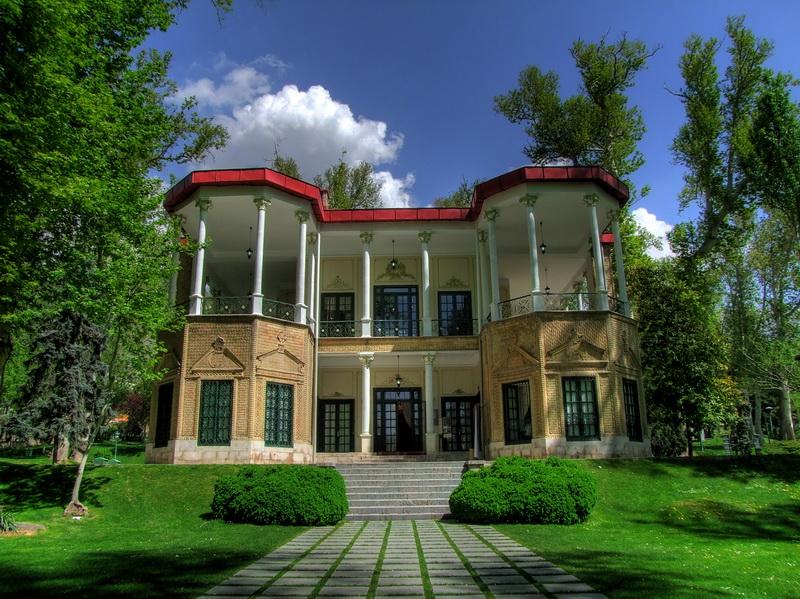 The Niavaran Complex is a historical complex situated in Shemiran, Tehran (Greater Tehran), Iran. It consists of several buildings and monuments built in the Qajar and Pahlavi eras.