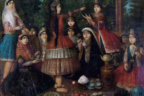 قهوه قجری نوشیدنی 200 ساله ایرانی