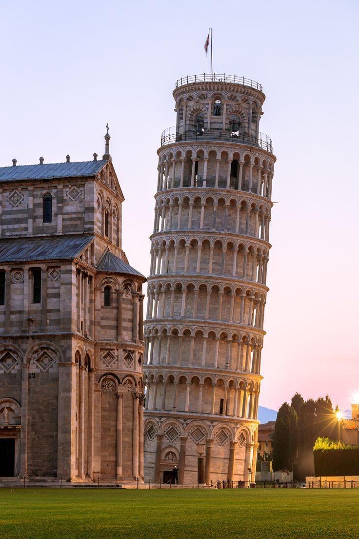 برج کج، پیزا ایتالیا