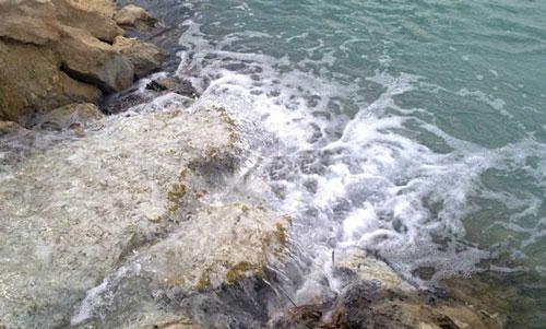 رفع قولنج با آبگرم چشمه علی داشی