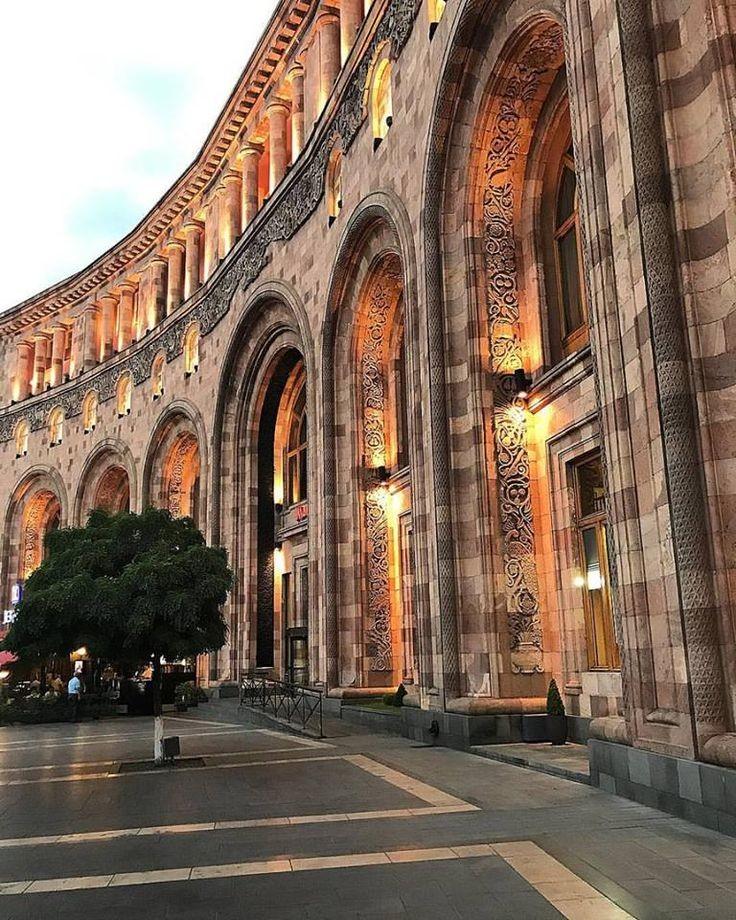 لذت سفر به ارمنستان