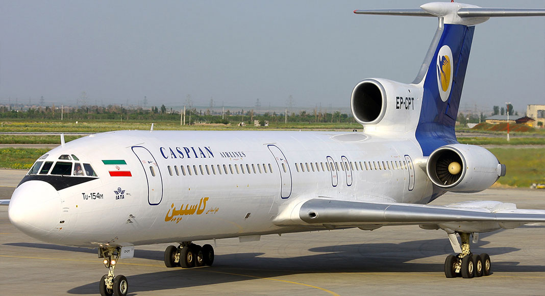 مسافرین توانخواه در پروازهای هواپیمایی کاسپین