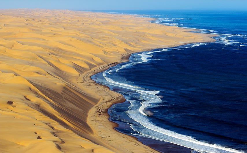سفر به درک، پاکترین ساحل ایران
