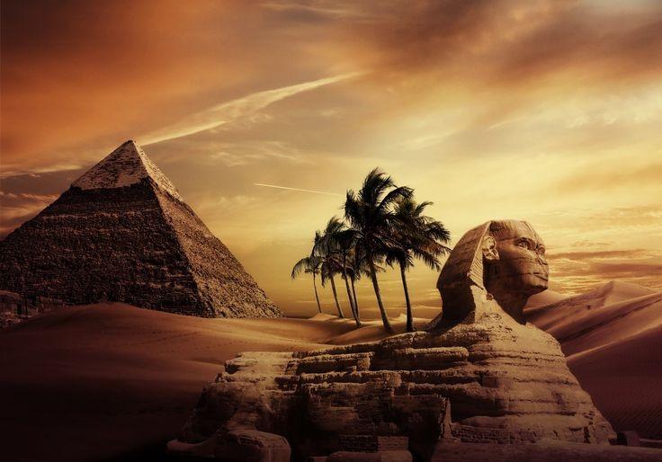 اهرام مصر و رازهای نهفته ی آن