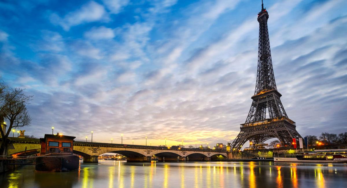 برج ایفل، ستاره ایی در شهر پاریس