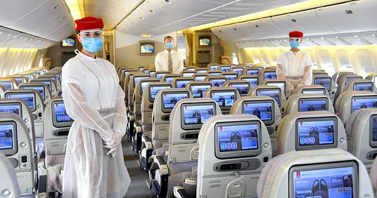 آیا برای مسافرت با هواپیمایی امارات تست کرونا PCR لازم است؟