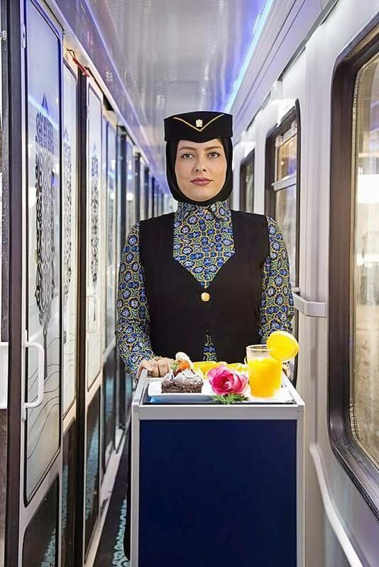آشنایی با خدمات قطار فدک برای سفری خاطره انگیز