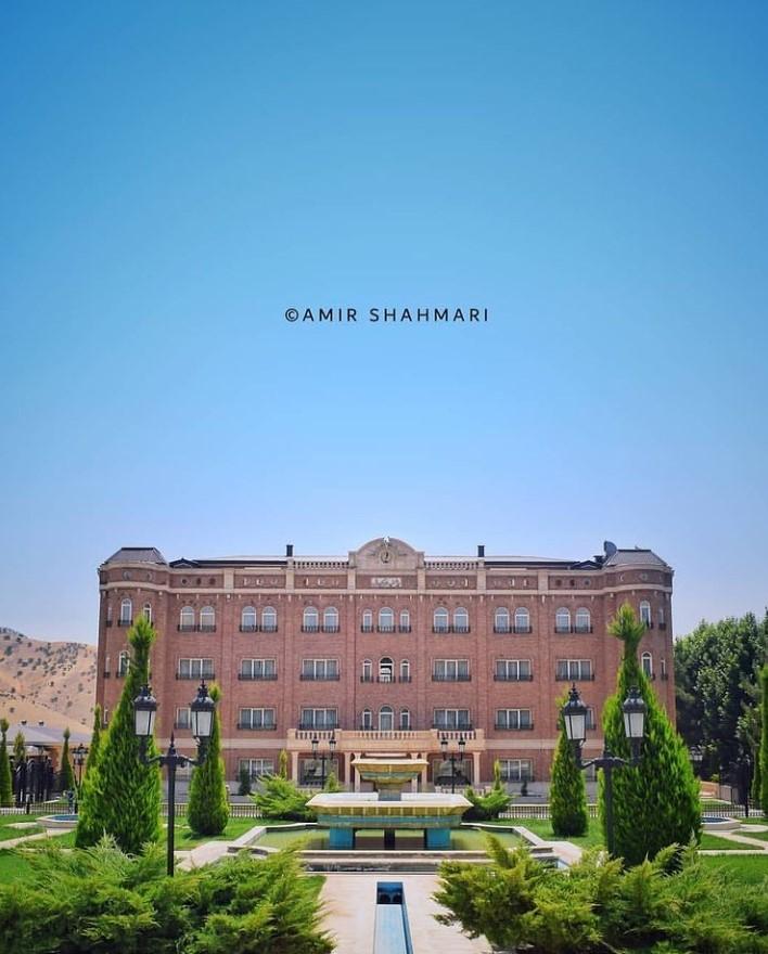 روستای هرسین کرمانشاه، بهشت غرب ایران