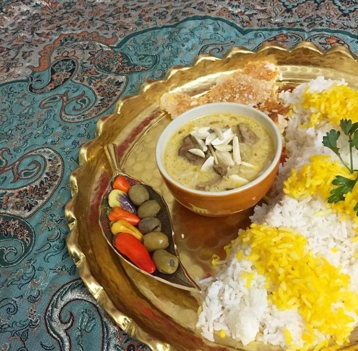 مطنجن، غذای محبوب شاه عباس