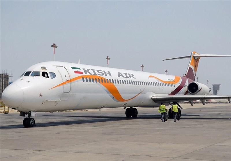 مقررات جدید در خصوص پروازهای استان خوزستان به جزیره کیش