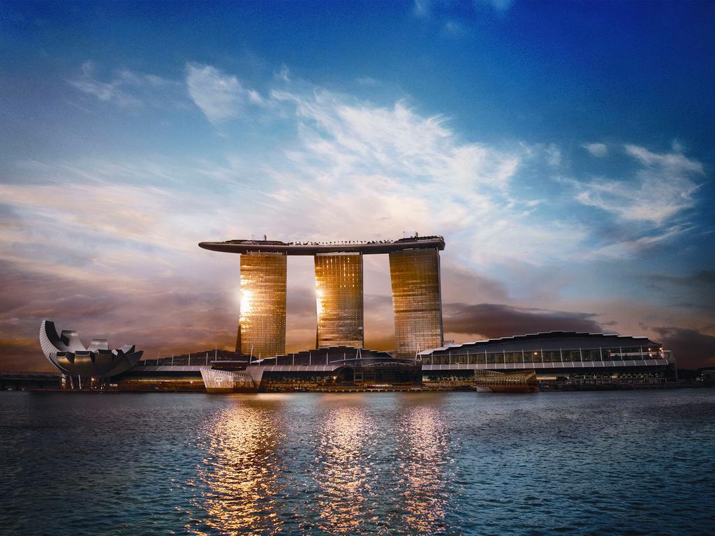 Marina Bay Sands، گران ترین پروژه ساختمانی قرن 21