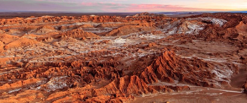 کوه های مینیاتوری، مریخی چابهار