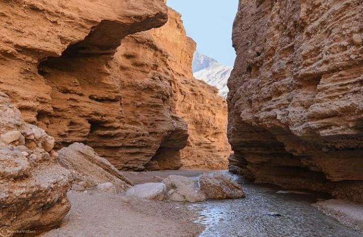 چشمه مرتضی علی، چشمه ای شگفت انگیز در طبس