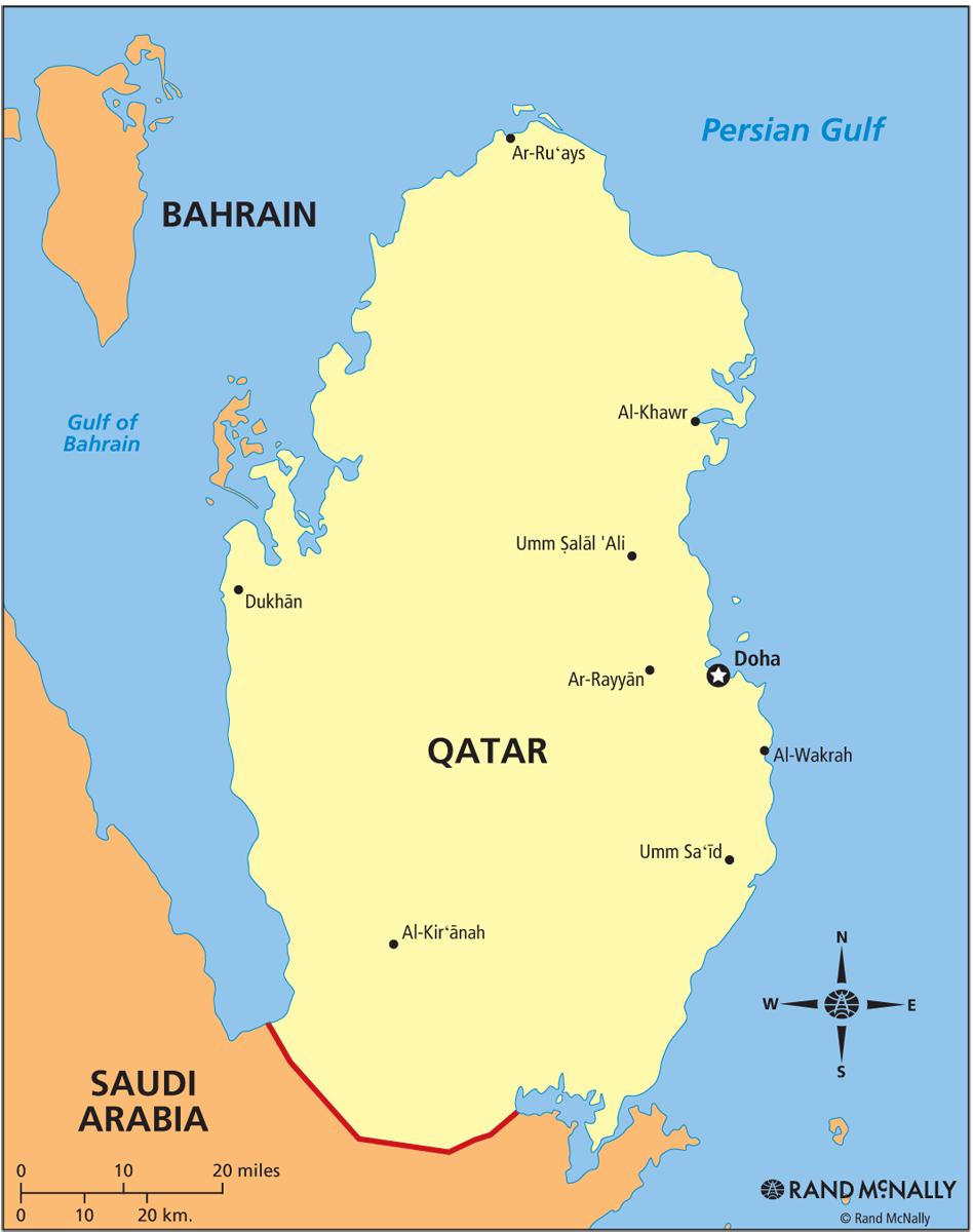 بروز رسانی مقررات سفر به کشور قطر در شرایط کرونا