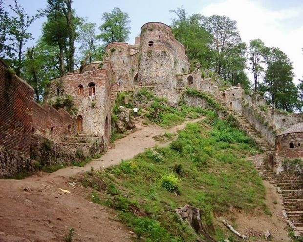 قلعه رودخان، مستحکم ترین دژ گیلان
