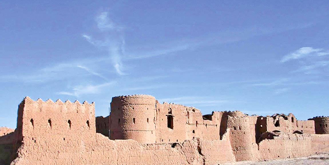 قلعه سریزد، بزرگترین صندوق امانات جهان