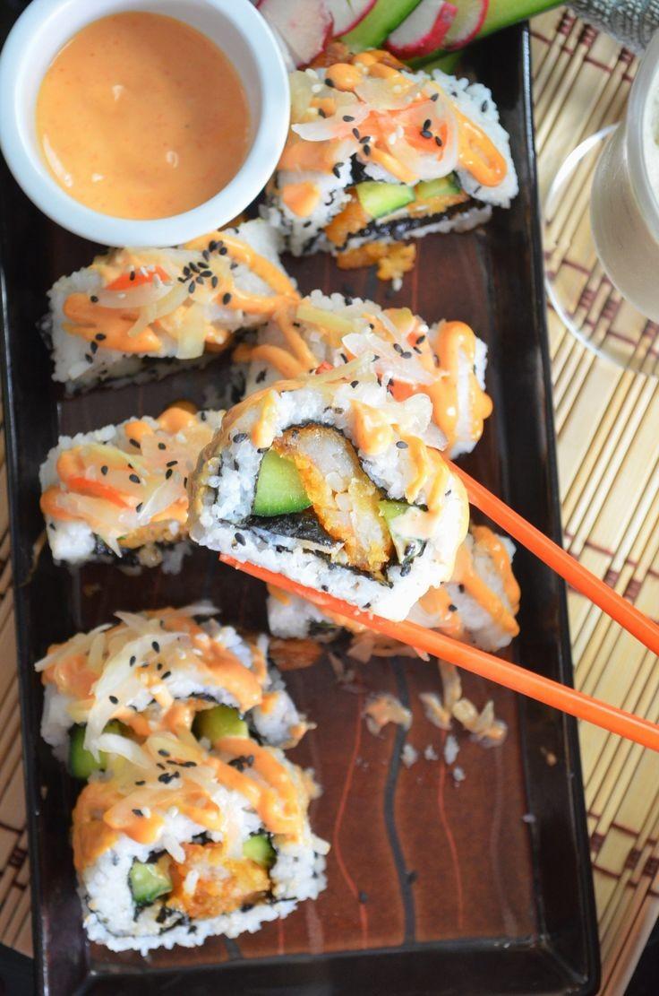 سوشی، یک غذای ژاپنی و بین المللی