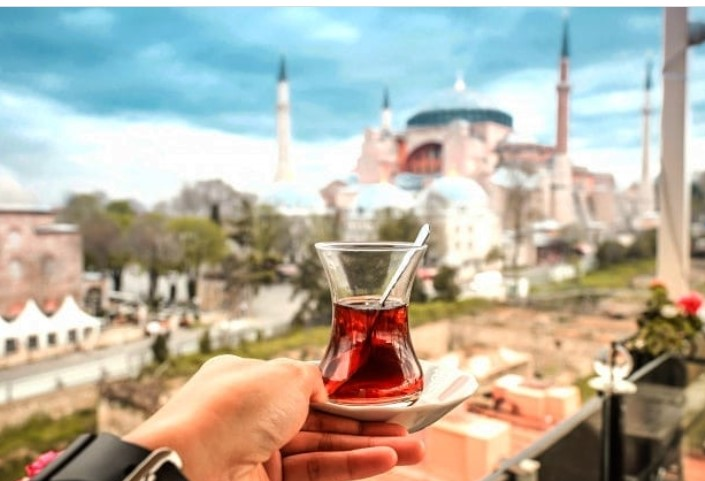 چای ترکی، نوشیدنی محبوب ترکیه