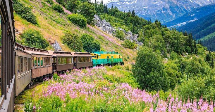 مزایا و لذت سفر با قطار