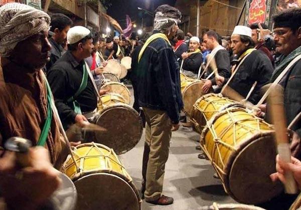 مراسم زار در جنوب ایران