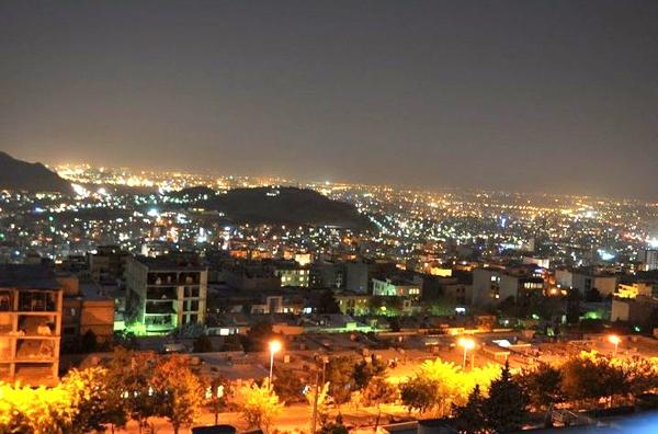 استان البرز، شهر کرج