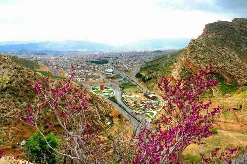 استان ایلام، شهر ایلام