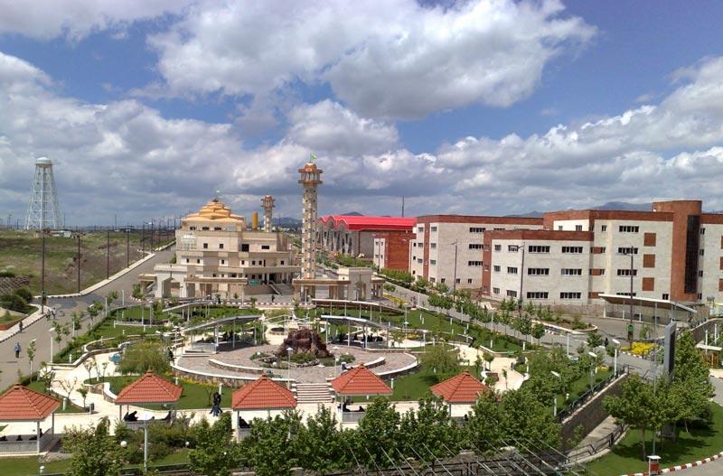 استان قزوین، شهر قزوین