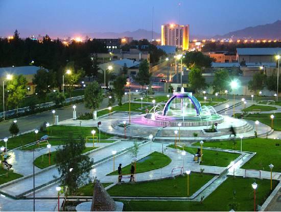 استان سیستان و بلوچستان، شهر زاهدان