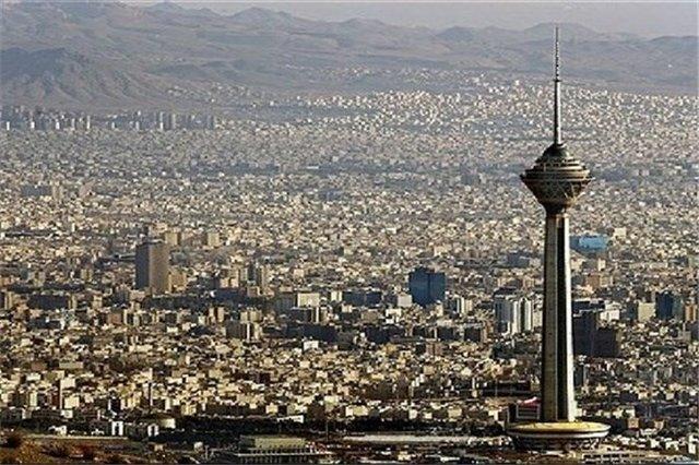 استان تهران، شهر تهران
