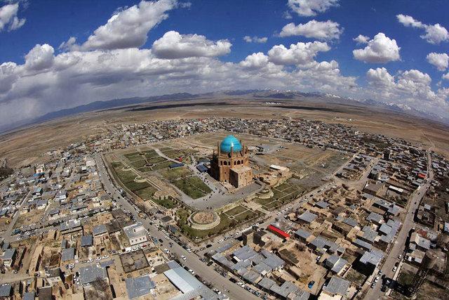 استان زنجان، شهر زنجان