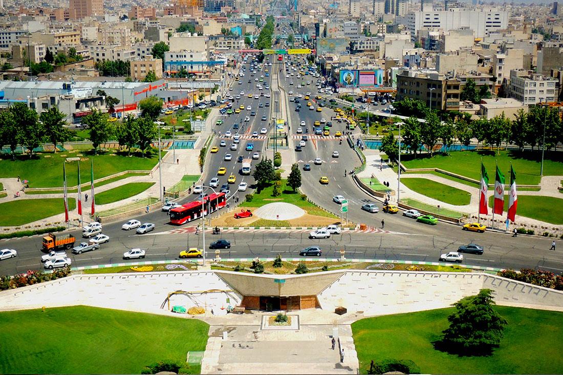 استان آذربایجان شرقی، شهر تبریز