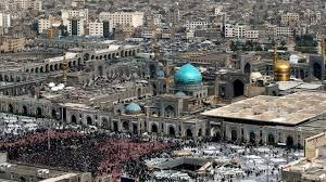 استان خراسان رضوی، شهر مشهد