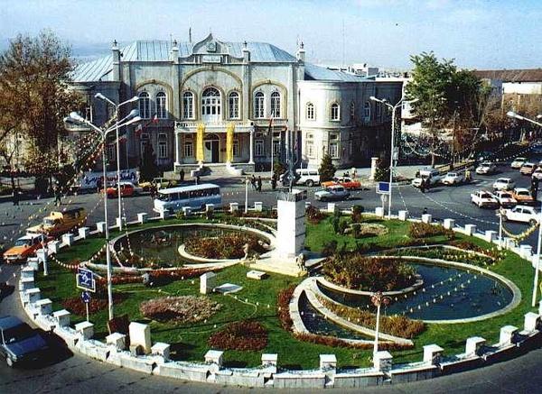 استان آذربایجان غربی، شهر ارومیه