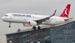 افزایش بار در پروازهای ترکیش ایر منتهی به اروپا