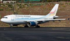 افزایش بار مجاز سافر در پروازهای ایرآرمنیا