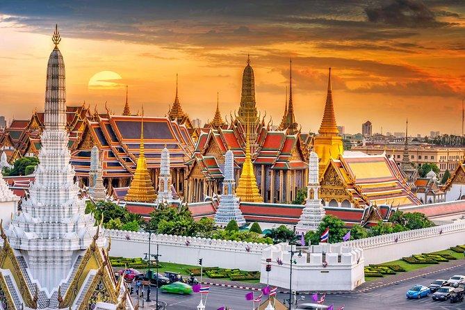 تور بانکوک 7 شب و 8 روز