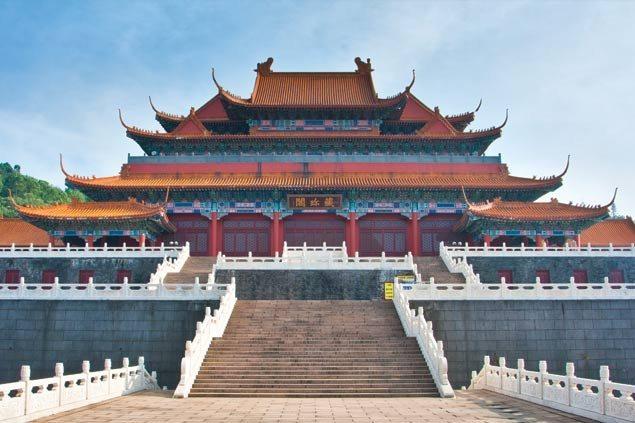 تور چین 8 شب